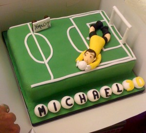American Football Cake Decorations Uk