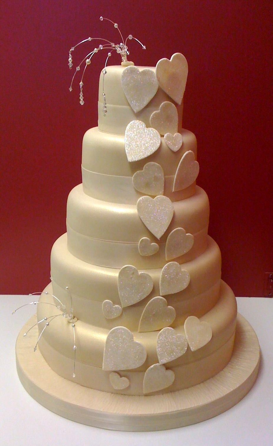 Some Of Last Weeks Wedding Cakes 171 Jenny S Cake Blog