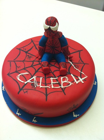 Spiderman Birthday Cake on Birthday Cakes    Jenny S Cake Blog     Wedding Cakes And Birthday
